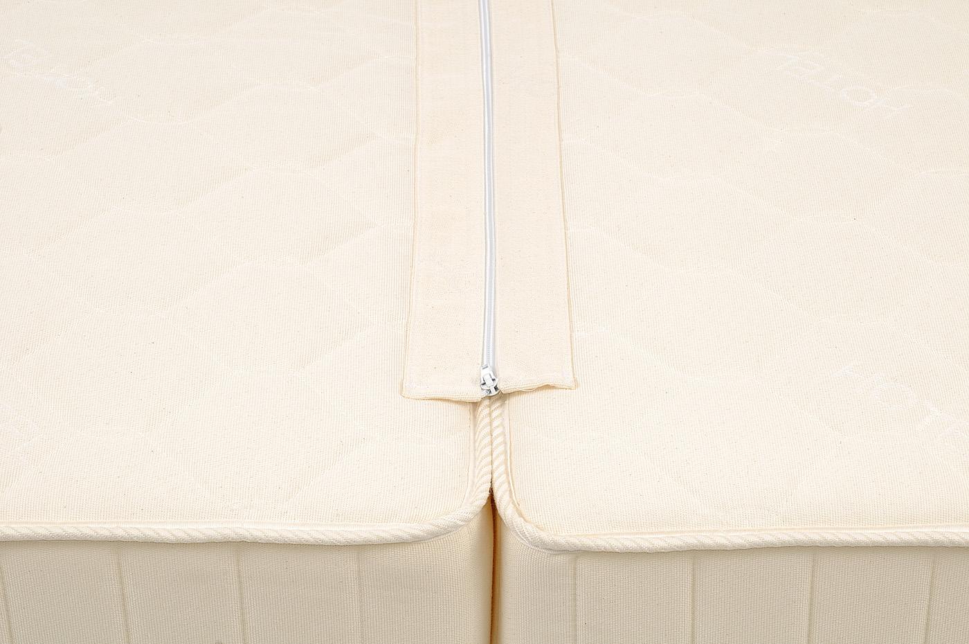 Cipzáros matrac összefogatás